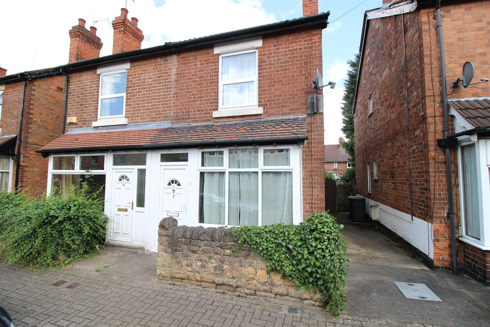 2 Bedrooms House for sale in Alexandra Crescent, Beeston, Nottingham